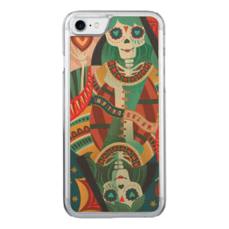 Amor Eterno Reya Slim Maple iPhone 6 Carved iPhone 7 Case