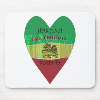 Amor Etiopía Colors.png de Hakuna Matata I Mouse Pads