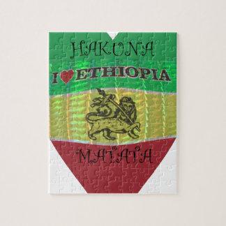Amor Etiopía Colors.png de Hakuna Matata I Puzzle