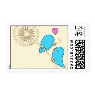Amor excelente sellos