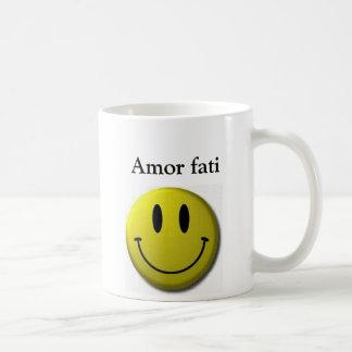 Amor fati mugs