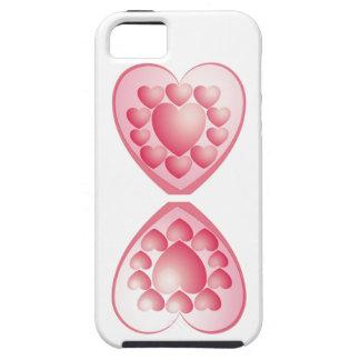 AMOR feliz del día de San Valentín iPhone 5 Fundas