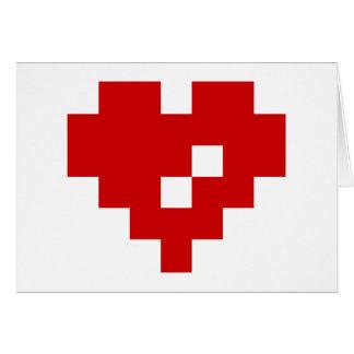 Amor feliz del el día de San Valentín/del pedazo Tarjeta De Felicitación