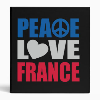 Amor Francia de la paz