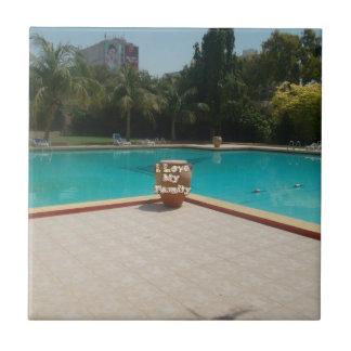 Amor fresco de la cara I de la piscina de Hakuna M Azulejos Ceramicos