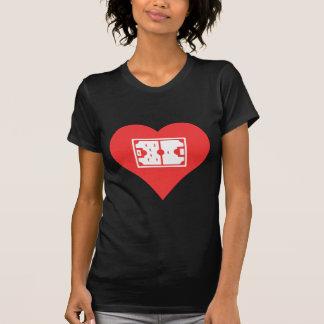 Amor fresco que pierde camiseta