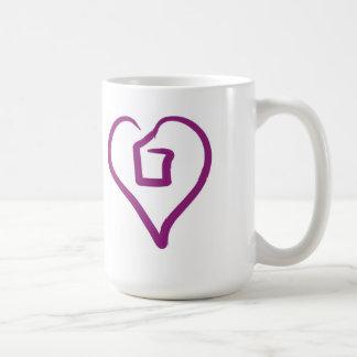 Amor fuera de la caja/de la taza