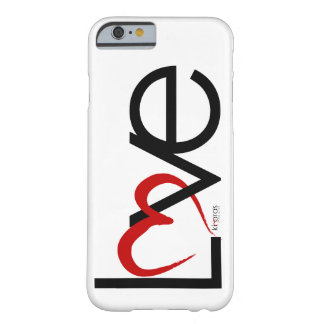 Amor Funda De iPhone 6 Barely There