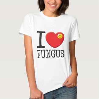 Amor fungoso playeras