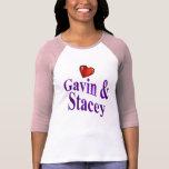 Amor Gavin y Stacey Camisetas