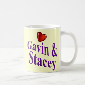 Amor Gavin y Stacey Taza
