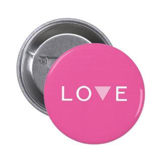Amor gay y orgullo pin