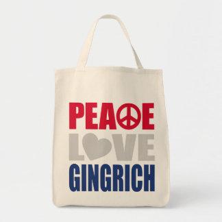 Amor Gingrich de la paz Bolsa