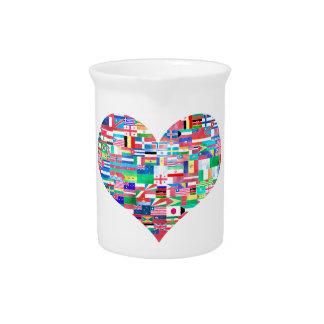Amor global jarra