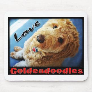 Amor Goldendoodles Mouse Pads