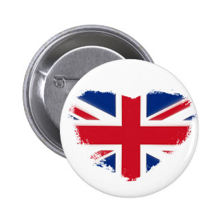 Amor Gran Bretaña Pins