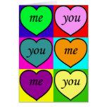 Amor grande felicitación