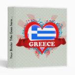 Amor Grecia del vintage I