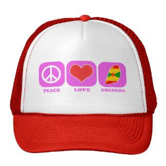 Amor Greneda de la paz Gorro