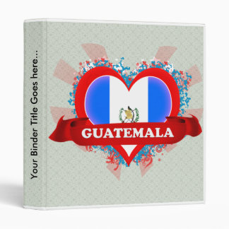 Amor Guatemala del vintage I