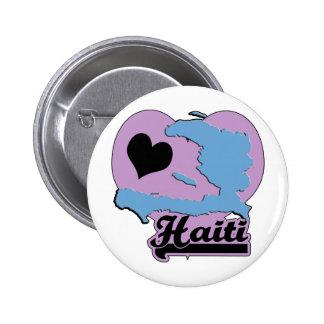 Amor Haití Pins