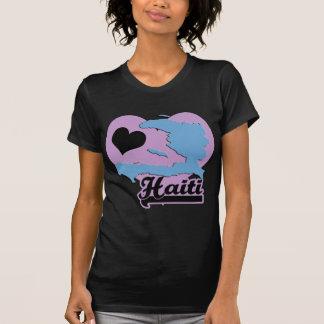 Amor Haití Camiseta