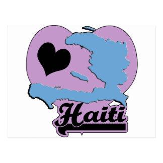 Amor Haití Postales