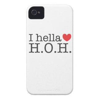 Amor HOH del hella I Case-Mate iPhone 4 Protector