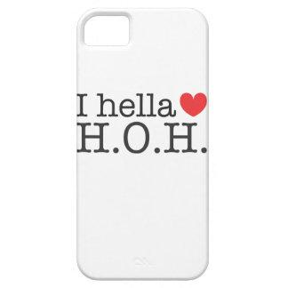 Amor HOH del hella I iPhone 5 Carcasa