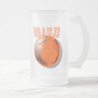 Amor holandés de Voetbal del balón de fútbol de Or