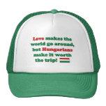 Amor húngaro gorro de camionero