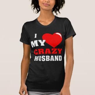 Amor I (del corazón) mi marido loco Camisas