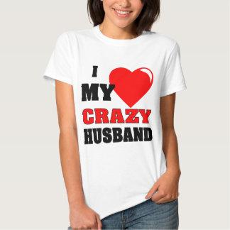 Amor I (del corazón) mi marido loco Polera