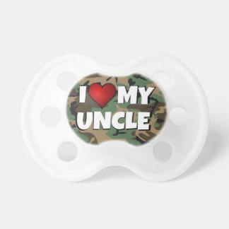 Amor I (del corazón) mi tío - pacificador del bebé Chupete De Bebé
