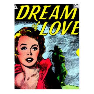 Amor ideal tarjetas postales