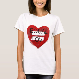 Amor Igual - equal love T-Shirt