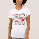 Amor incompleto en París Camisetas