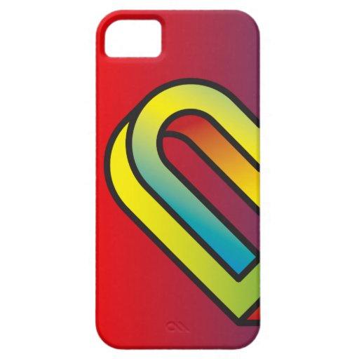 AMOR INFINITO: MUJER iPhone 5 FUNDA