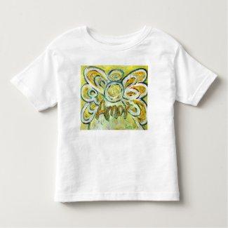 Amor Inspiration Angel Shirt (Art on Both Sides)