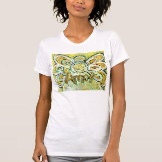 Amor Inspiration Angel Shirt (Art on Front Side)