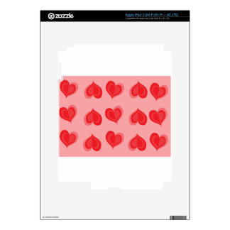 Amor iPad 3 Decal