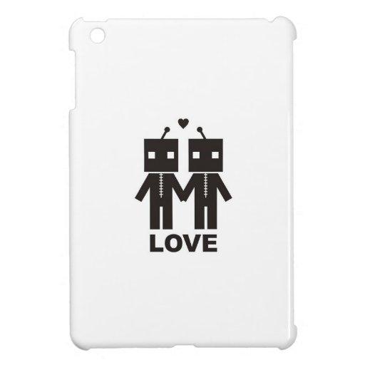 """Amor "" iPad Mini Funda"