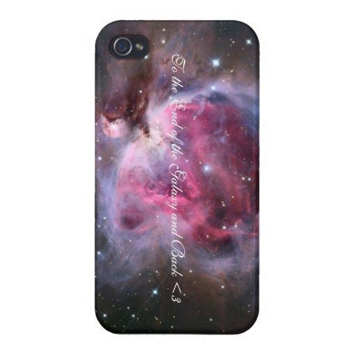 Amor iPhone 4/4S Carcasas