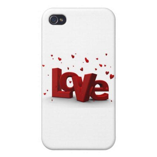 Amor iPhone 4 Cobertura