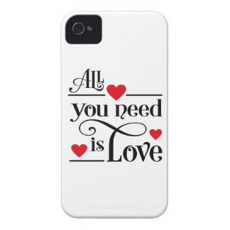 amor iPhone 4 protector