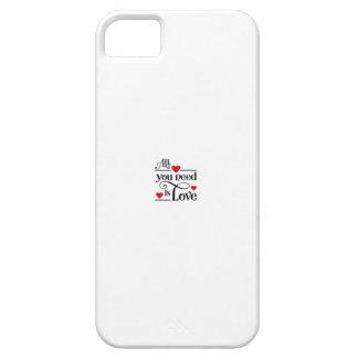 amor iPhone 5 carcasa