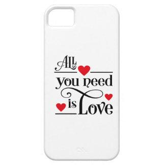 amor iPhone 5 funda