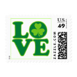 Amor Irlanda Sello