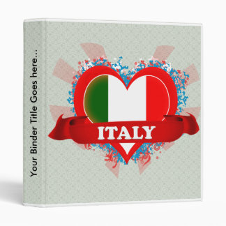 "Amor Italia del vintage I Carpeta 1"""