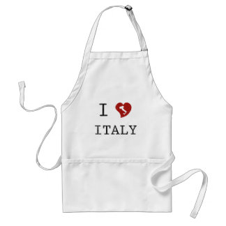 Amor Italia del vintage I Delantales